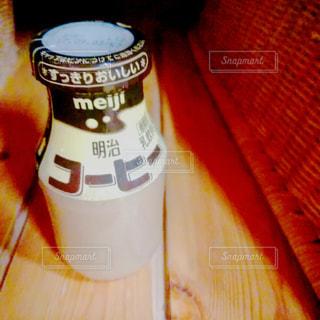 コーヒー牛乳。の写真・画像素材[995299]