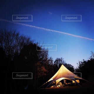 秋キャンプの写真・画像素材[996187]