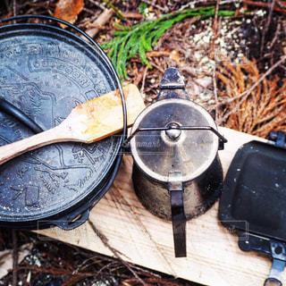 キャンプ道具の写真・画像素材[996234]