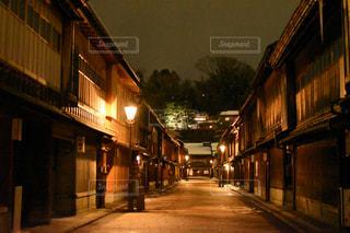 静かな街の写真・画像素材[997830]