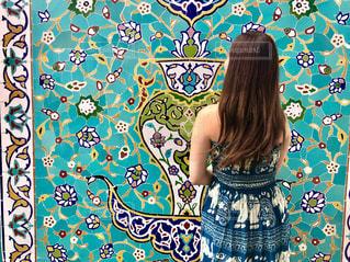 イスラム美術館の壁💠 - No.996332