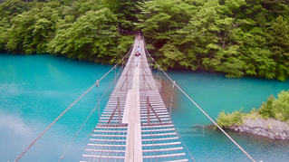 水の体の上の橋 - No.1209262