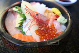 海鮮丼の写真・画像素材[1001371]