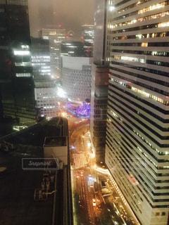 都会の夜景の写真・画像素材[999525]