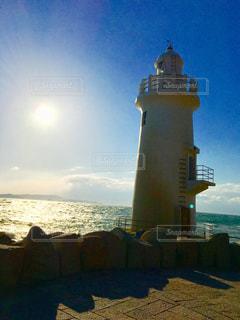 伊良湖岬の灯台 - No.1002434