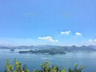 広島の筆影山の写真・画像素材[1371952]