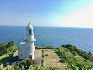 鹿児島の甑村の写真・画像素材[1374385]
