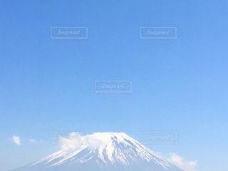 朝霧高原からの富士山の写真・画像素材[1387150]