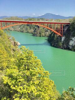 岐阜の恵那峡ランドの写真・画像素材[1388426]
