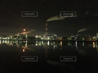 四日市の夜景の写真・画像素材[2627463]