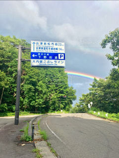 大内宿の眺めの写真・画像素材[2893797]