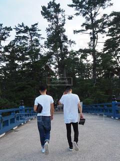 友達と神社巡り - No.997255