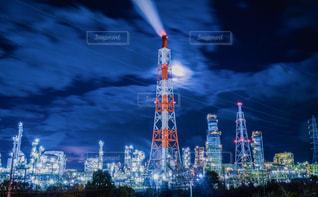 工場夜景 - No.997602