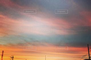 夕焼けさんぽの写真・画像素材[998245]