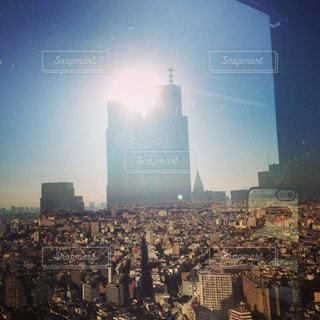 都市の景色の写真・画像素材[1020297]