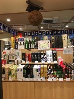 福島地酒の写真・画像素材[1021833]