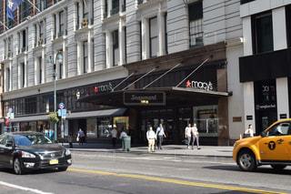 ニューヨーク(アメリカ)にある大手デパートマーシーズ(Macy's)の写真・画像素材[998576]