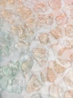 食べられる宝石 琥珀糖の写真・画像素材[1008263]