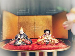 雛人形の写真・画像素材[1028206]