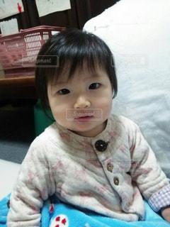baby girlの写真・画像素材[1093294]