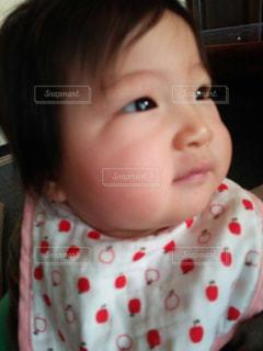 baby girlの写真・画像素材[1093295]