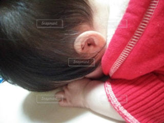 baby girlの写真・画像素材[1093297]