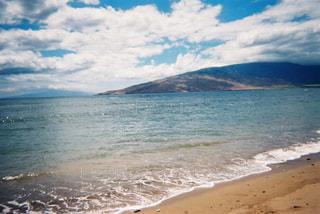 ハワイのビーチの写真・画像素材[1057699]