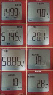 体脂肪計の写真・画像素材[2495472]
