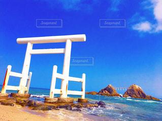 二見ヶ浦の夫婦岩 - No.1008397