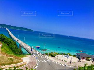 角島大橋の写真・画像素材[1034529]