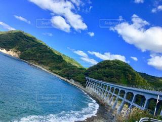 惣郷川橋梁の写真・画像素材[1556416]