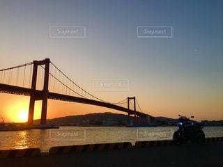 若戸大橋の写真・画像素材[1607843]