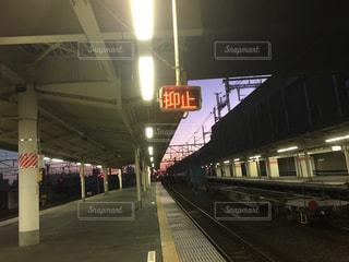 鉄道の駅の写真・画像素材[1001573]