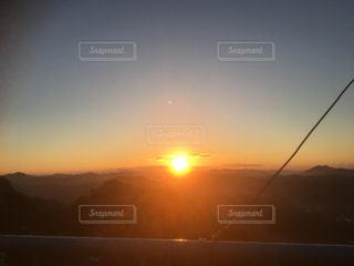 日の出の写真・画像素材[1001812]