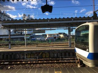 鉄道写真の写真・画像素材[1001815]