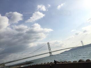 明石海峡大橋の写真・画像素材[1004761]