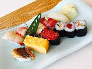 お寿司の写真・画像素材[1003082]