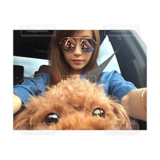 愛犬とドライブ♡ - No.1002147
