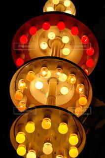 傘ライトの写真・画像素材[1003264]