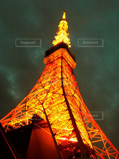 東京タワーにいってきましたの写真・画像素材[1022795]
