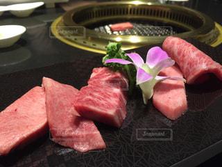 仙台牛のコースの写真・画像素材[1005083]
