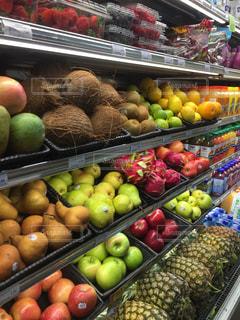 たくさんの果実の写真・画像素材[1005358]