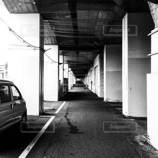 高円寺の高架下の写真・画像素材[1005419]