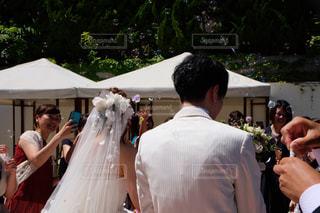 WEDDINGの写真・画像素材[1347075]