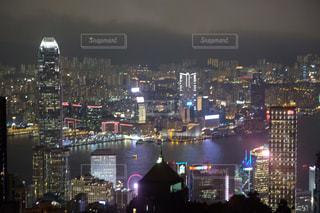 夜景の写真・画像素材[1422668]