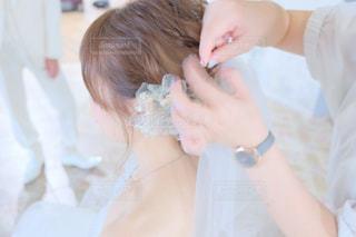 花嫁の写真・画像素材[2371638]