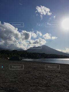 湖畔の写真・画像素材[2449168]