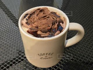 一杯のコーヒーの写真・画像素材[1733125]