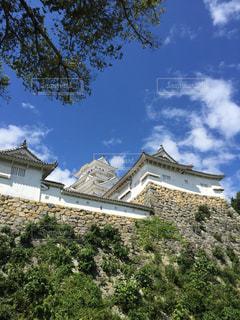 平成の大修理、姫路城の写真・画像素材[1005742]
