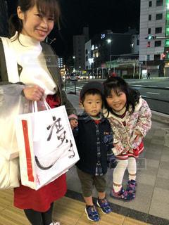 広島旅行の帰り道の写真・画像素材[1127889]